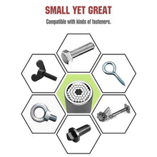 Load image into Gallery viewer, 2pcs 7-19mm Universal Wrench Sleeve Grip Socket Sleeve with Power Drill Adapter