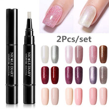Load image into Gallery viewer, 2Pcs/Set NICOLE DIARY 3 In 1 Nail Gel Pen