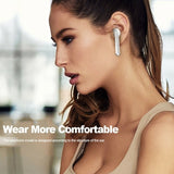 NEW HBQ I7Mini/I7s TWS  Bluetooth 5.0 Headphones Wireless Earbuds Earphone For iPhone Android Samsung