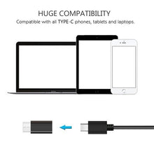 Load image into Gallery viewer, 10Pcs Micro Usb To Type C Adapter USB C Cable Charger for Samsung Galaxy S8 Galaxy S8 Plus Note 8 Huawei P10 P9 Plus Mate 9 Xiaomi 5 5c 5s OnePlus 3 3T Nexus 5X 6P