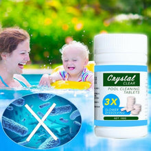 Load image into Gallery viewer, Pool Cleaning Tablet (100 tablets)