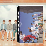 30Pcs/Box Hot Kpop Bts World Ost/Nct Paper Photocards Lomo Card Jimin,Jung Kook,V,Suga,J-Hope,Jin,Rm