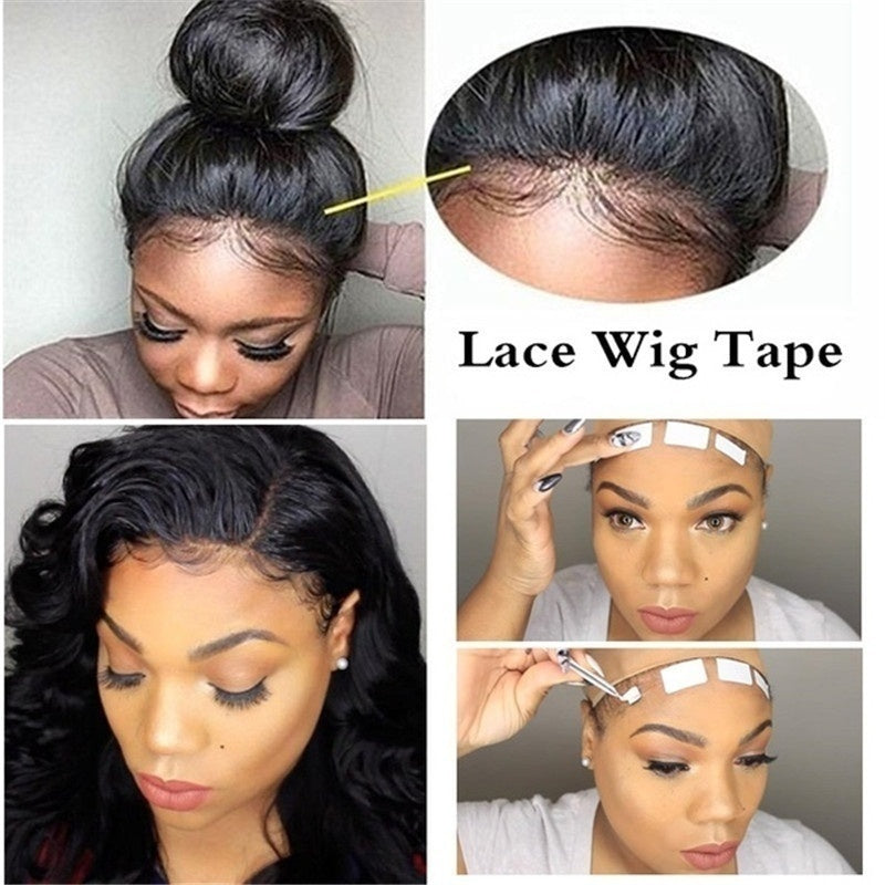 New 3m Lace Glue Tape Double Sided Tape For Weft Wig Hair Extension Adhesive