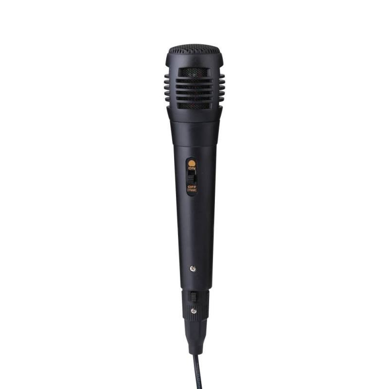 Portable Handheld Mic 1.5m Wired Microphone Dynamic Microphone For Karaoke KTV Singing Speech YL-101