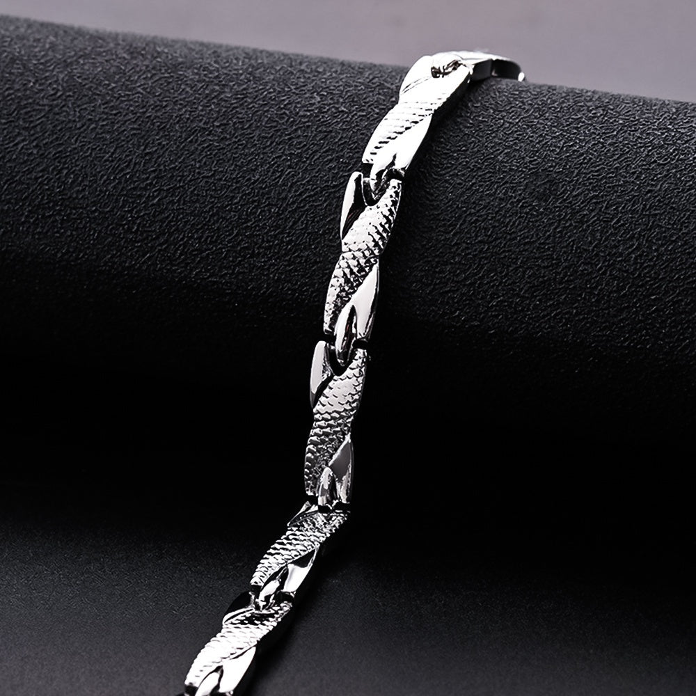Twisted Healthy Magnetic Bracelet for Women Power Therapy Magnets Bracelets Bangles Men