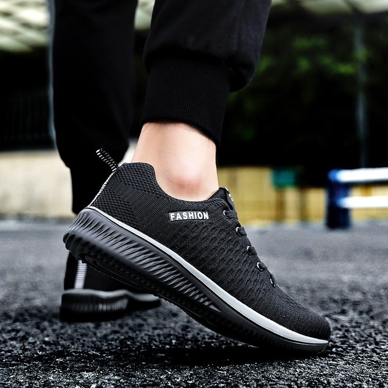 New Fashion Mens Super Light Weight Breathable Sport Running Shoes