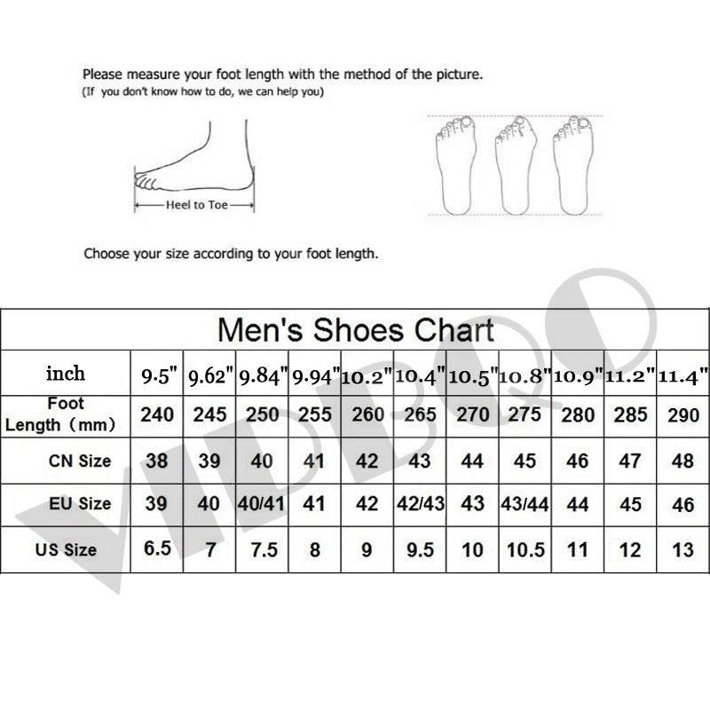 Fashion Large Size High-top Tooling Boots Casual Martin Boots Men's Shoes