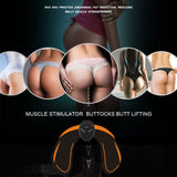 Professional EMS Fitness Equipment Fashion Accessories Abdominal Muscle Massage Trainer Lazy Slimming Muscle Training Fat Burning Sticker