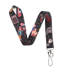 Load image into Gallery viewer, L1484 Stranger Things TV Show Lanyard Badge ID Lanyards/ Mobile Phone Rope/ Key Lanyard Neck Straps Accessories