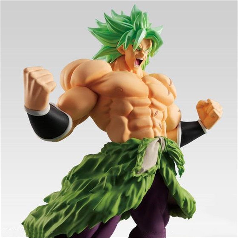 Dragon Ball Z Styling Broly Figure Brinquedos Model Toys Figurals Dolls
