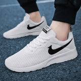 Unisex Sneakers Fashion Womens Casual Shoes Men Running Shoes Comfortable Sport Shoes Breathable Mesh Shoes