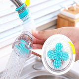 Kitchen Faucet Water Filter Healthy Active Carbon Telescopic Water Filter for Household Faucet Purifier