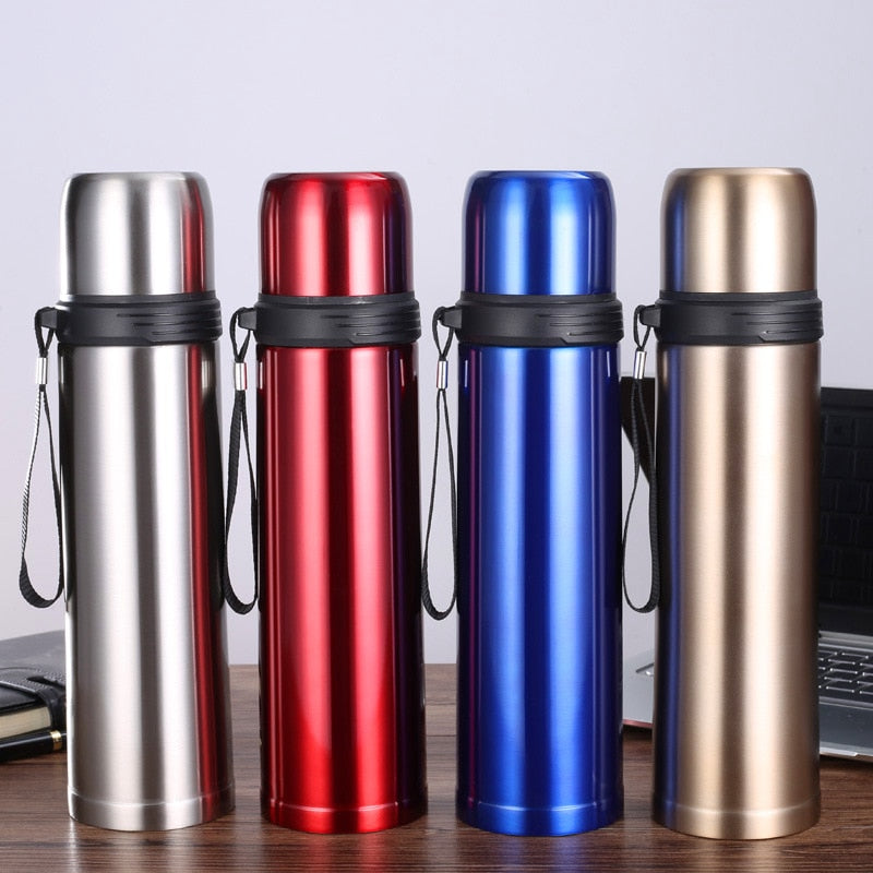 Stainless Steel Tumbler Insulated Water Bottle