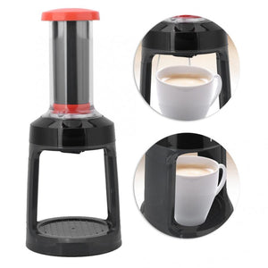 Machine Manual Press Coffee Brewer