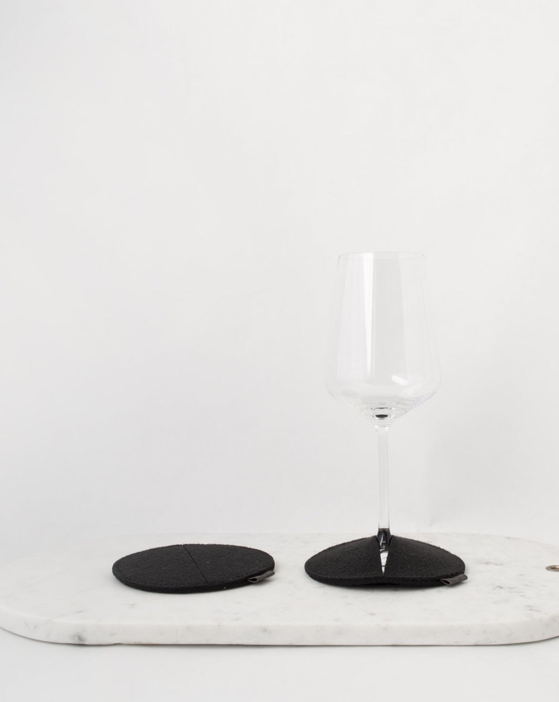 Set of 2 -Wine Glass Sleeve