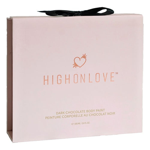 Chocolate Body Paint Highonlove (100 ml)