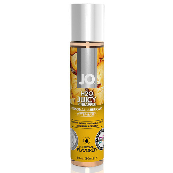 H2O Lubricant Pineapple 30 ml System Jo SJ10122