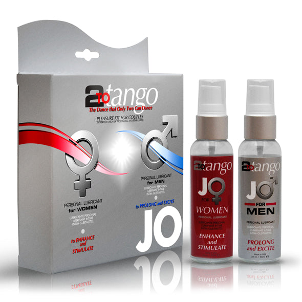 2-To-Tango Couples Kit System Jo VDL30186