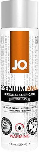 Anal Silicone Lubricant 120 ml System Jo 40106