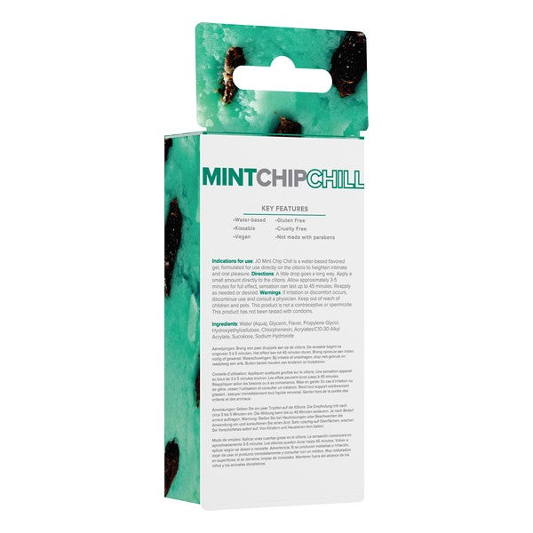 Stimulating Gel for Women Mint Chip Chill System Jo