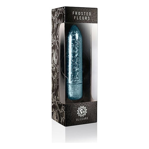 Frosted Fleurs Bullet Vibrator Rocks-Off