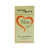 Thin Skin Condoms (12pcs) MoreAmore E22213
