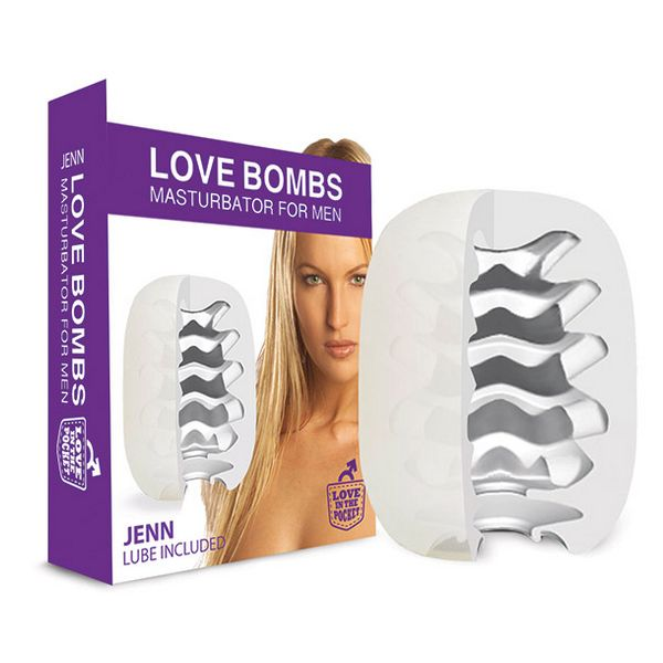 Love Bombs Jenn Love in the Pocket E24616