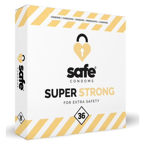 Super Strong Condoms Safe