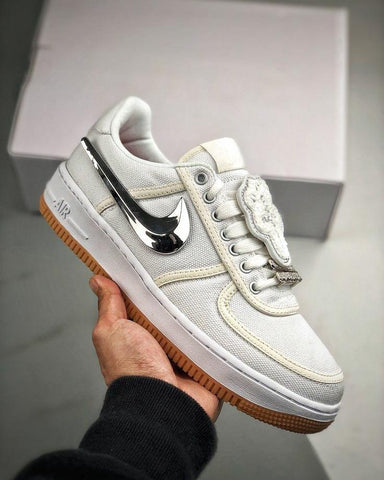 Buy first copy Nike Air Force 1 Travis