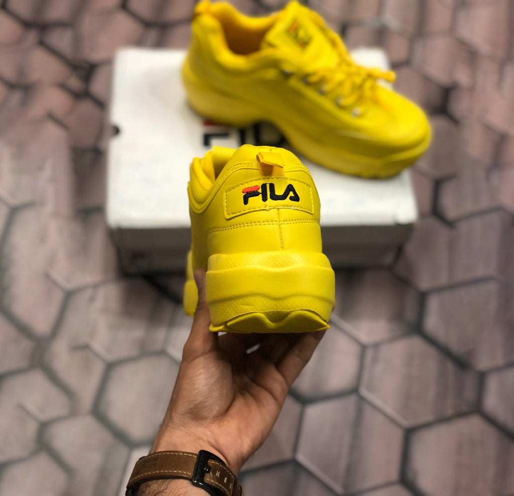 Buy first copy Fila Disruptor shoes