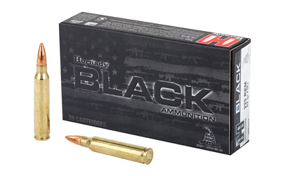 223 Remington 62gr FMJ BLACK™
