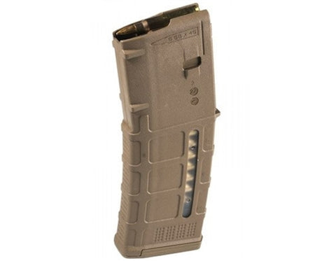 PMAG M3 30 Round Window Medium Coyote Tan - 5.56/.223 AR15