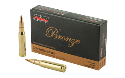 308 Winchester 147gr FMJ - PMC