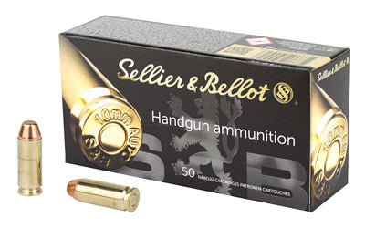 10mm 180gr FMJ - Sellier & Bellot