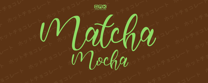 Official Matcha Mocha Apparel and Accessories @ Keeb Nerd