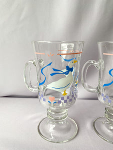 Irish Coffee Mugs - A Pair