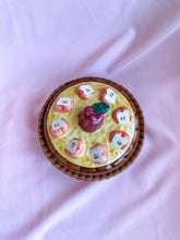 Load image into Gallery viewer, Ceramic Apple Pie Lidded Dish