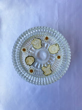 Load image into Gallery viewer, 'Cucumber and Chamomile' Crystal Candy Dish