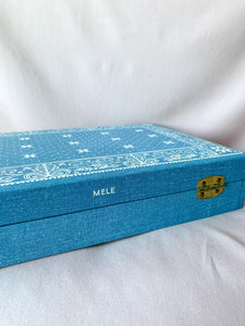 Large Mele & Co. Jewelry Box