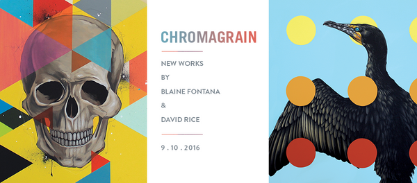 Chromagrain: Blaine Fontana & David Rice