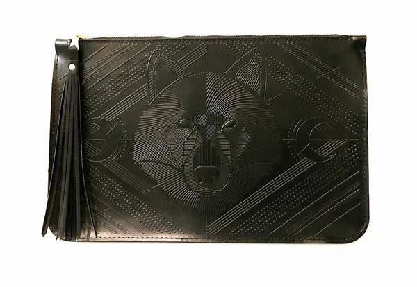 Svper Ordinary x Animal Handmade Clutch