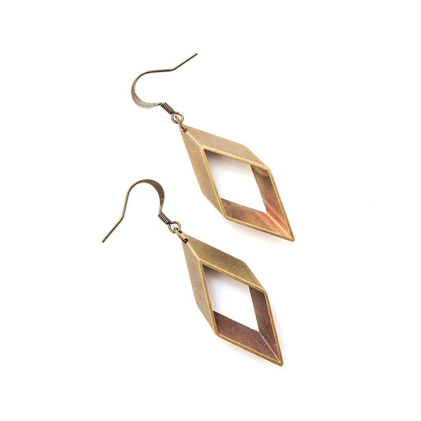 Native Clutter Isotope Earrings