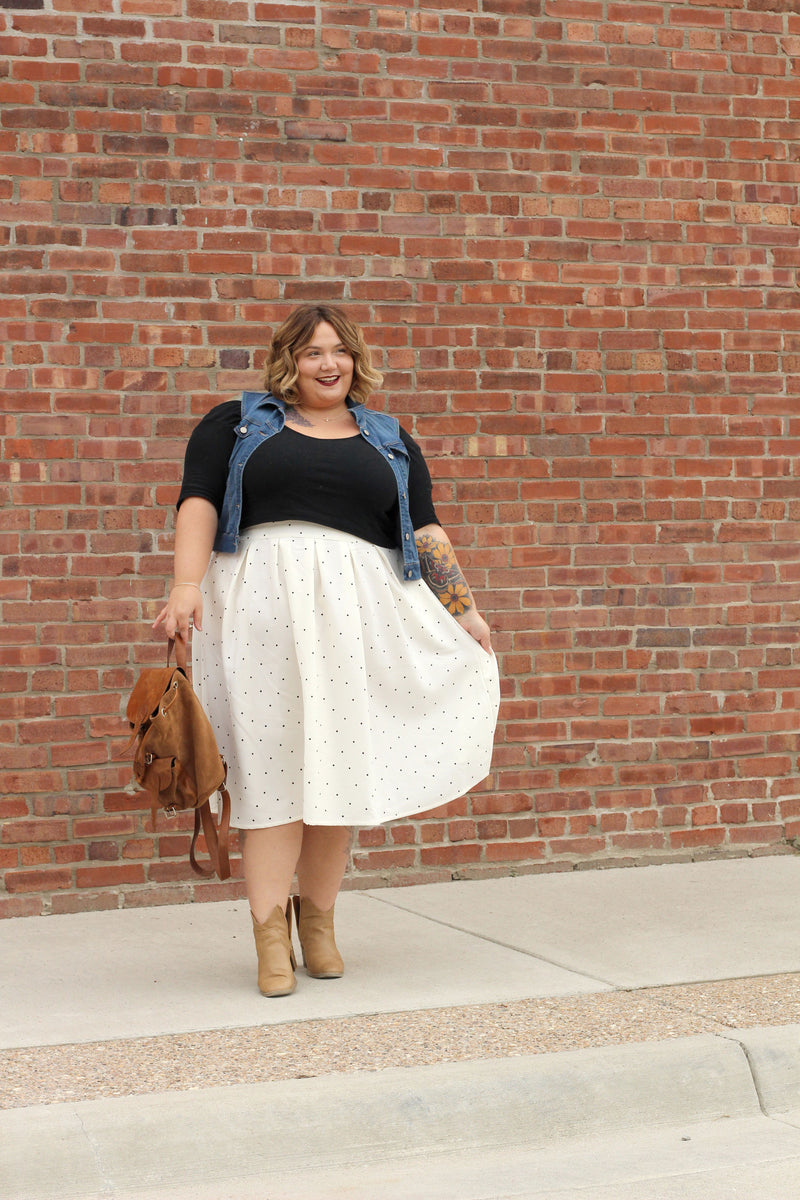 #BossBabe: Corissa from Fat Girl Flow