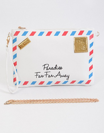 Paradise Dreams Clutch