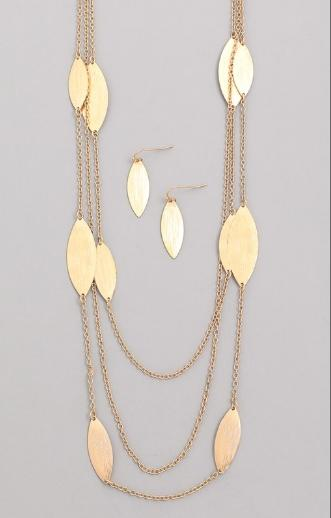 Aria Necklace & Earring Set