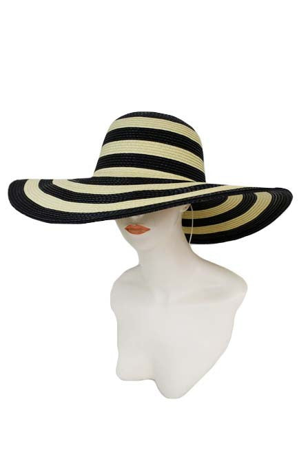 Plus Size Clothing for Women - Coastline Queen Sun Hat - Society+ - Society Plus - Buy Online Now! - 2