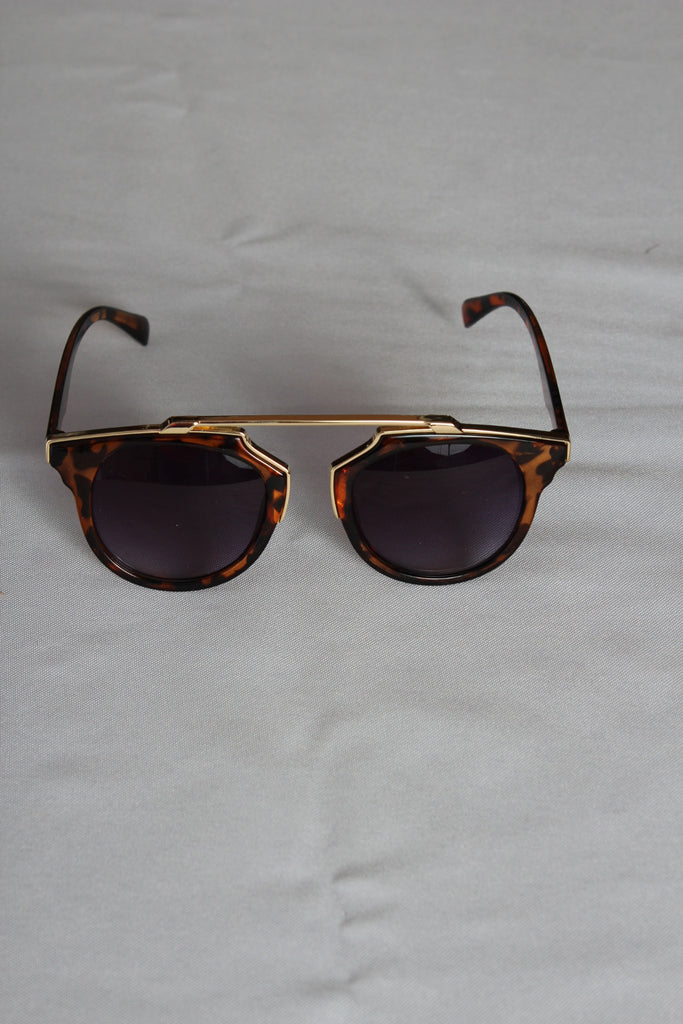 Plus Size Clothing for Women - Golden Lining Sunglasses - Society+ - Society Plus - Buy Online Now! - 1