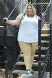 Plus Size Clothing for Women - Fancy Pants - Gold - Society+ - Society Plus - Buy Online Now! - 6