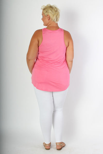 Plus Size Clothing for Women - Berry Good Tank - Society+ - Society Plus - Buy Online Now! - 4