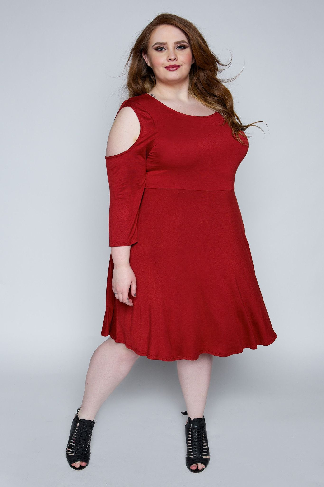 Shopping for plus size clothes online